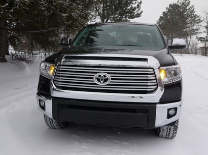 2014 Toyota Tundra Limited CrewMax