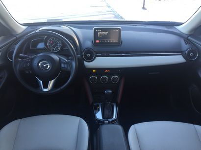 2016 Mazda CX-3 Grand Touring AWD dashboard