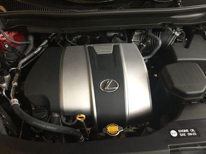 2016 Lexus RX 2GR-FKS 3.5-liter DOHC all-aluminum V6