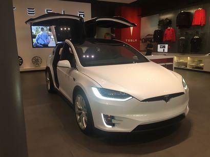 2017 Tesla Model X