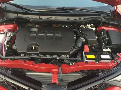 2016 Scion iM 1.8-litre 2ZR-FAE inline-4