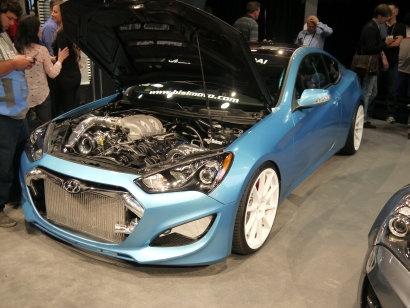 Hyundai Genesis Bisi Concept