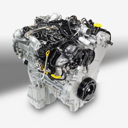Ram 3.0L Turbodiesel DOHC V-6 (1500 EcoDiesel)