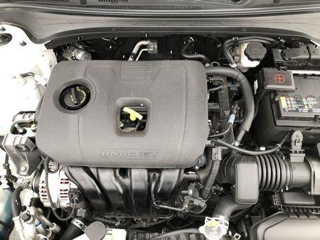 2019 Kia Forte EX 2.0-liter engine