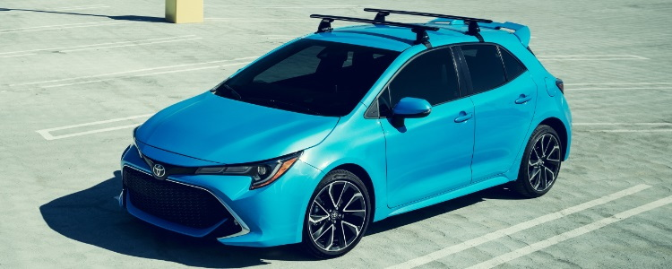 2019 Toyota Corolla Hatchback First Drive