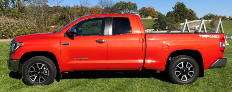 2018 Toyota Tundra Limited Double Cab 4x4