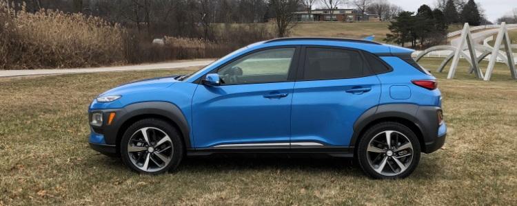 2019 Hyundai Kona Ultimate AWD Driving Impressions