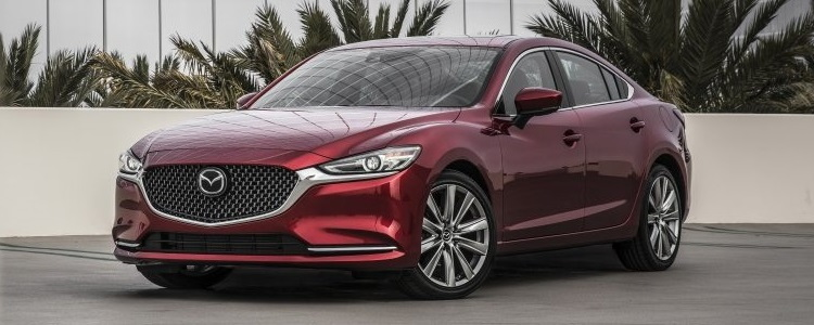 2018 Mazda Mazda6 Pricing Announced