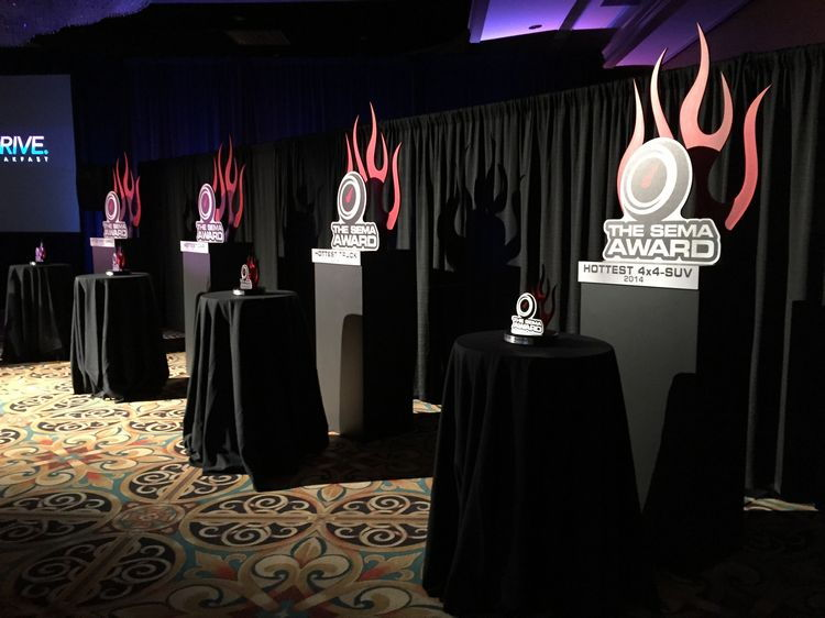 SEMA Awards