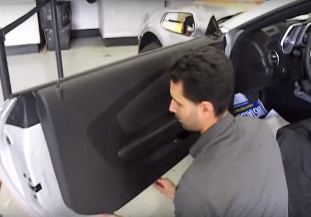 Chevrolet Camaro 2010 To Present How To Replace Your Power