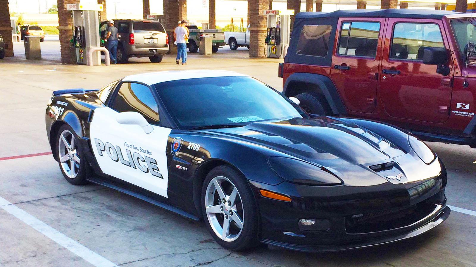 4 Pics of a Z06 Texas Police Car | Ls1tech