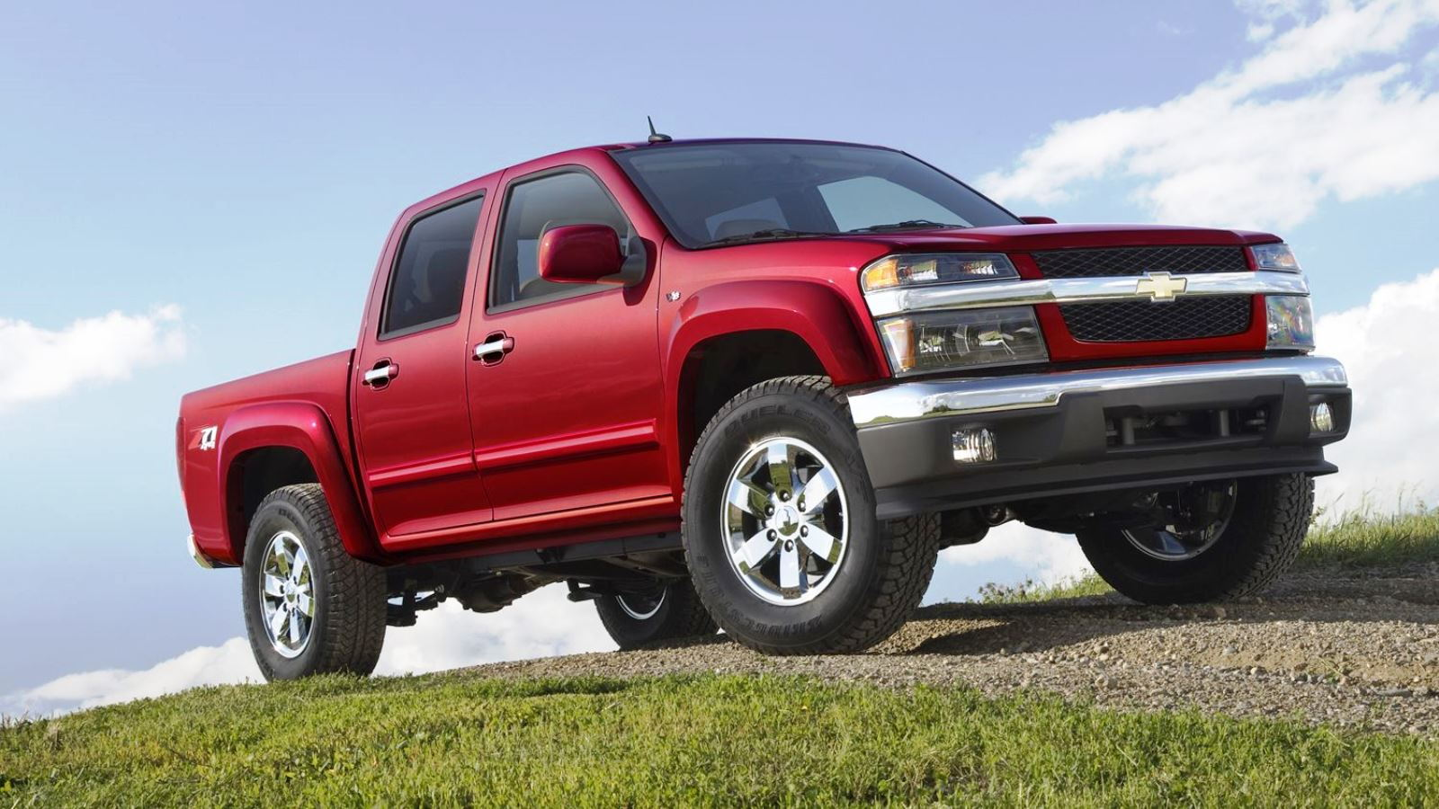 8 Facts About the 2009-12 Chevy Colorado/GMC Canyon with LS