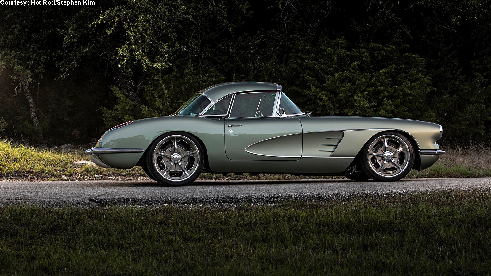 1959 Restomod C1 with an LS3 Crate Engine | Ls1tech