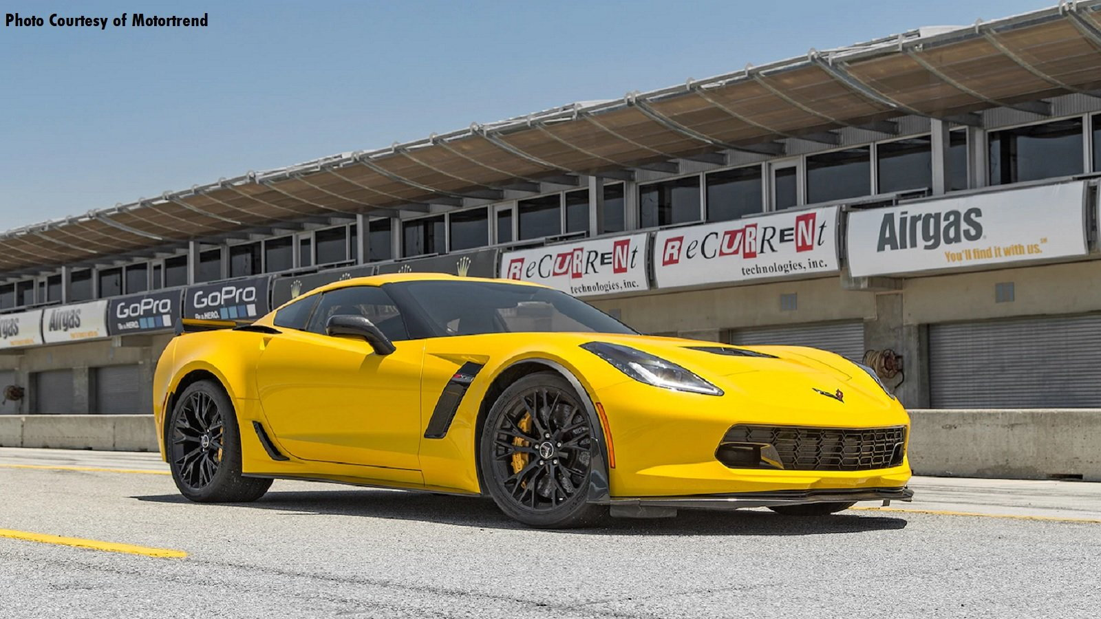 Is the Z06 in Supercar Territory Yet?