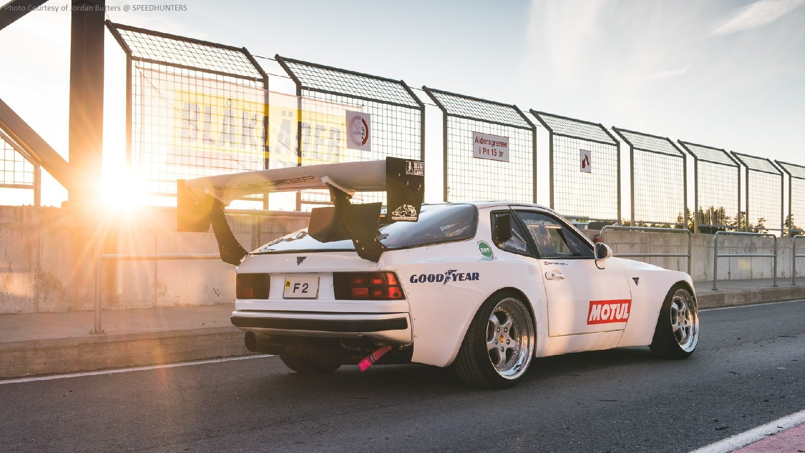 Porsche 944 Finds 900 LS2 Horsepower