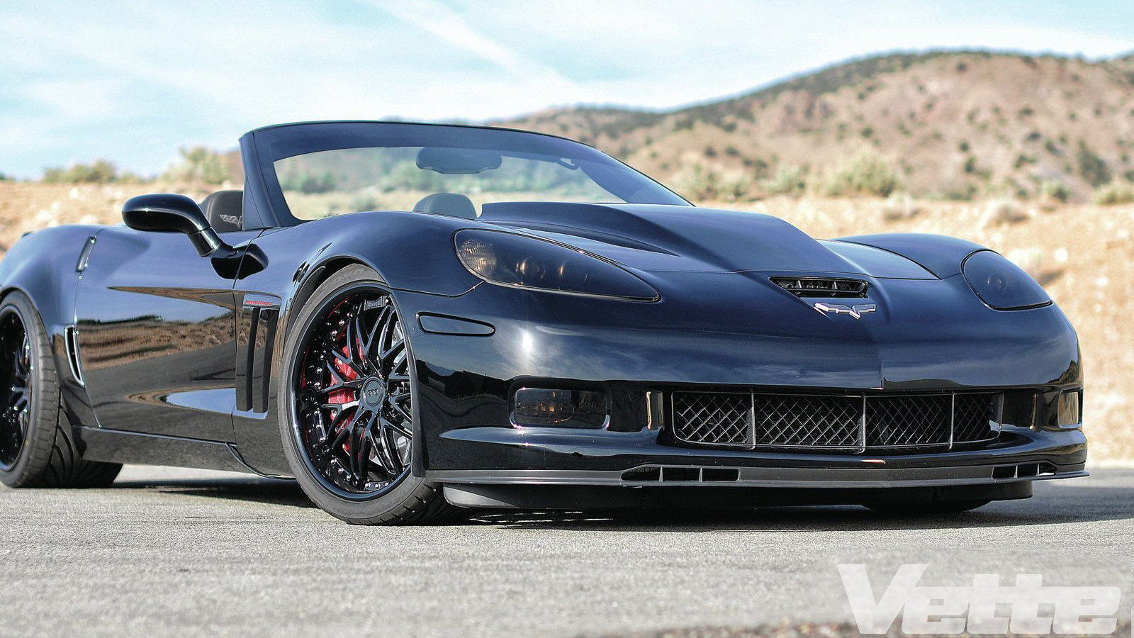 2005 Corvette Gets the GS treatment