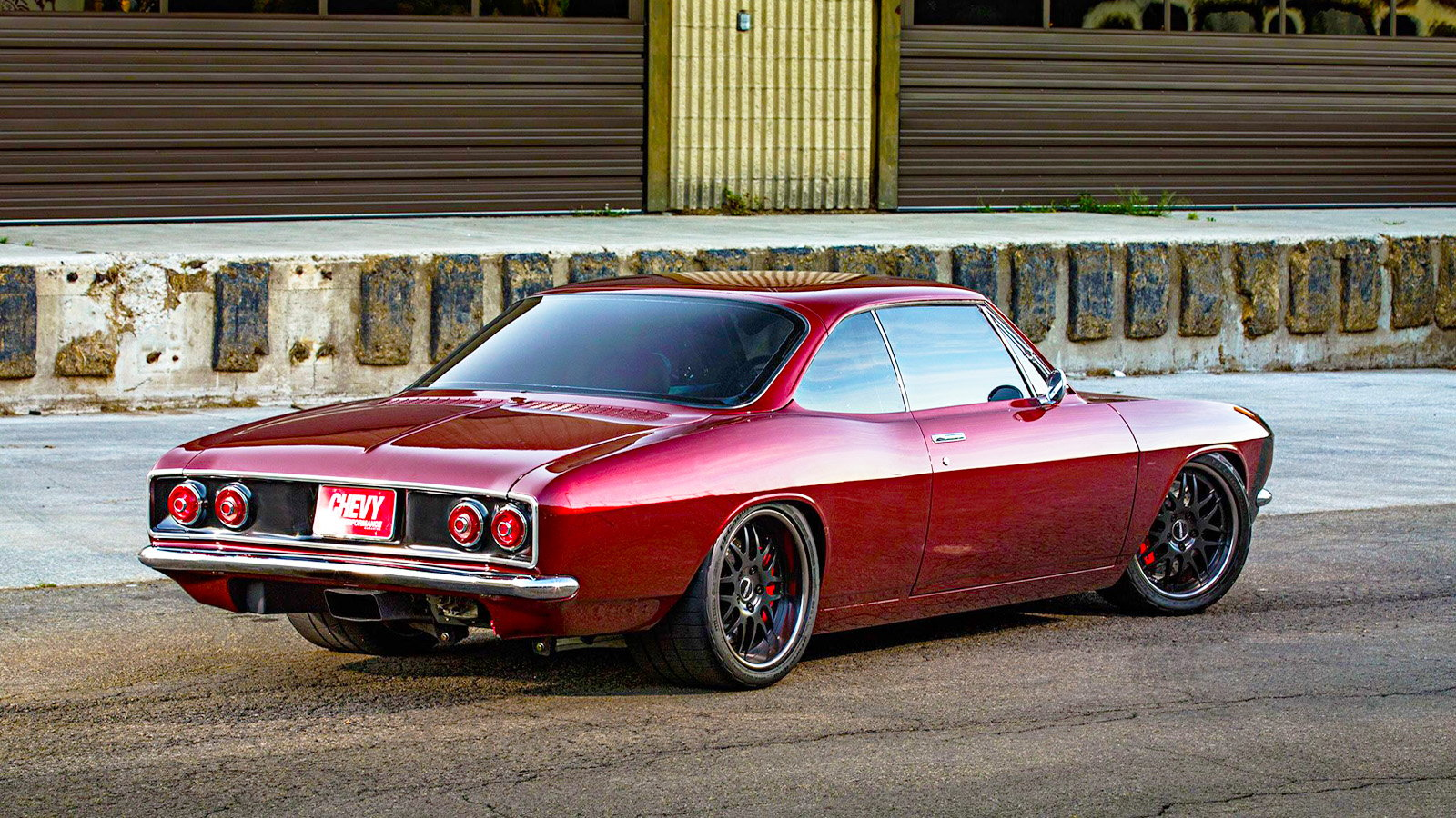This Could Be The Baddest Corvair on the Planet