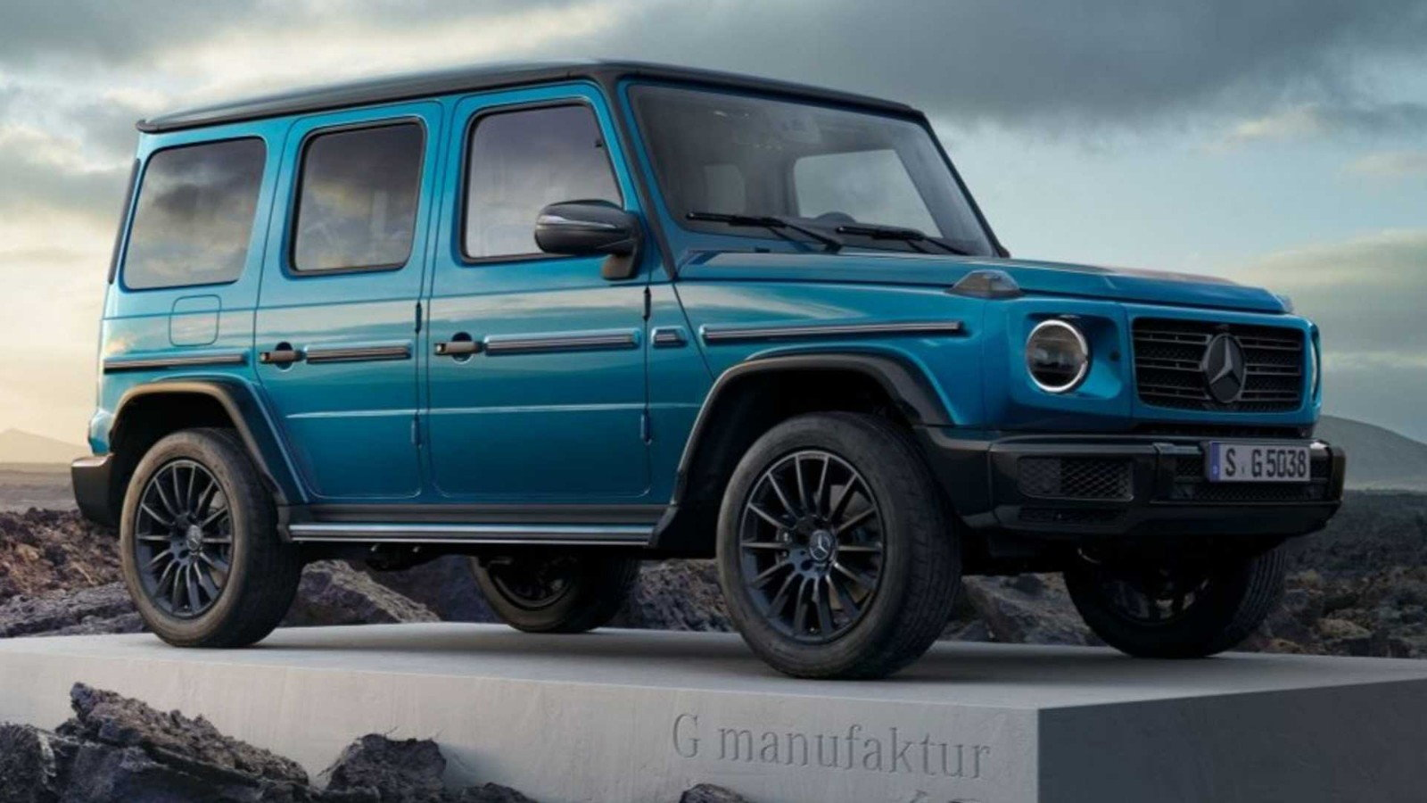Mercedes Offering Greater Customization with G-Class Builds