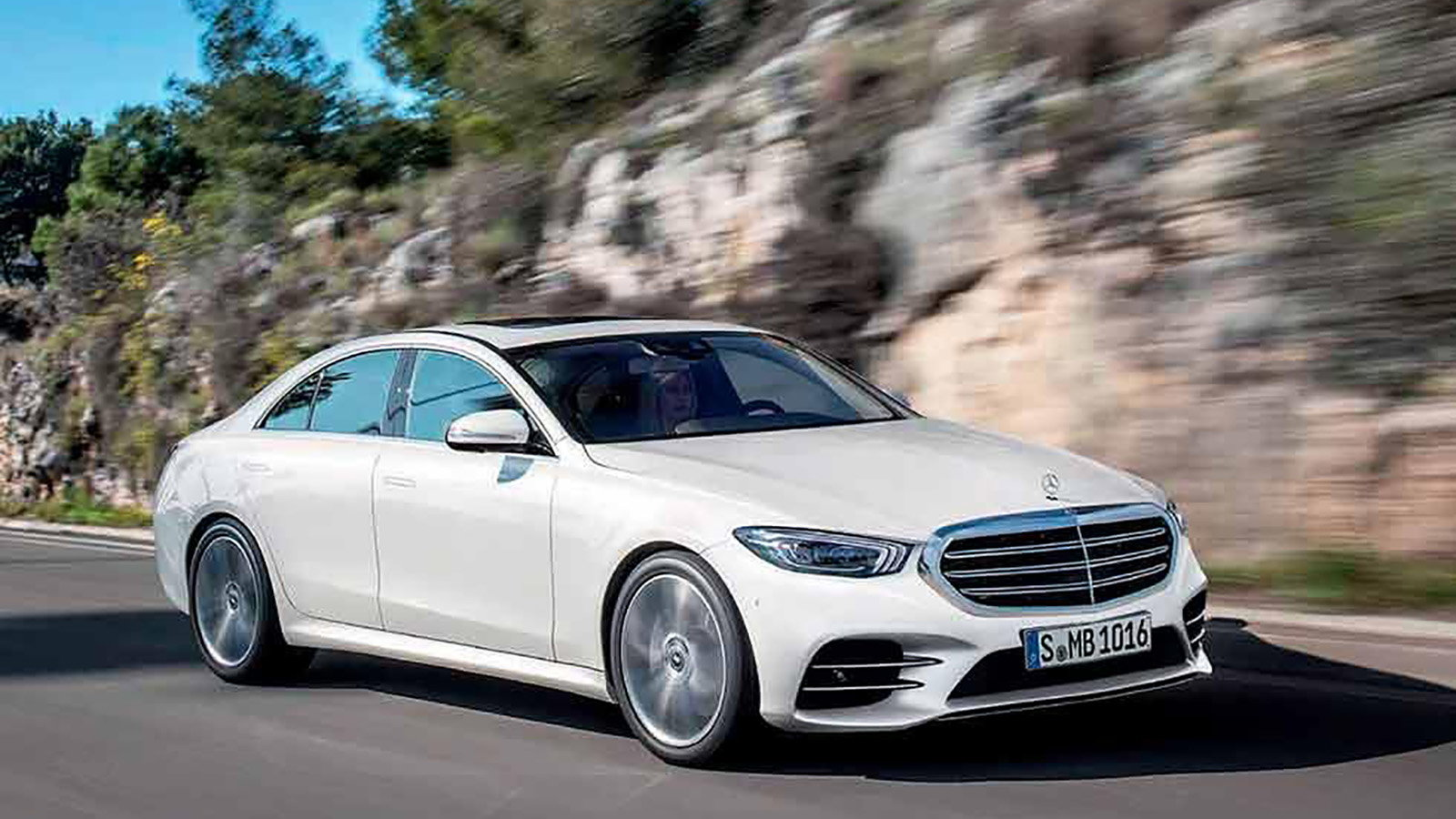Here's What Could Be the New & Very Sleek 2021 S-Class ...