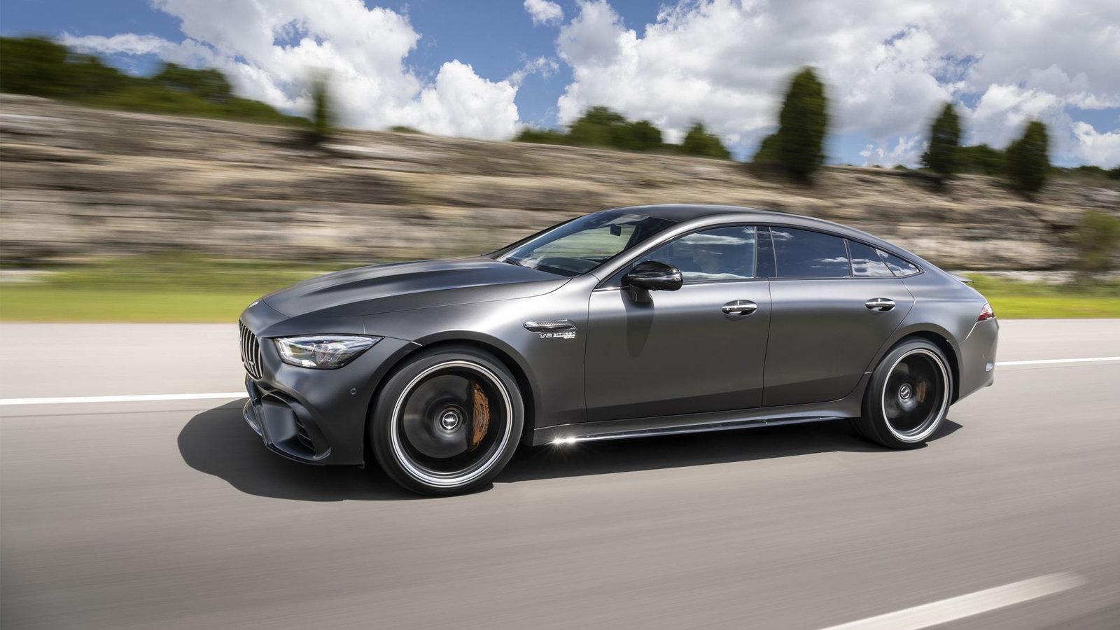 Mercedes-AMG GT 63 S | Mbworld