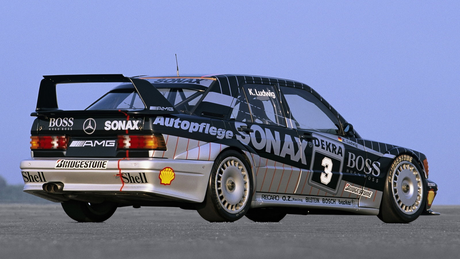 Mercedes 190 E Cosworth is Why the M3 Exists