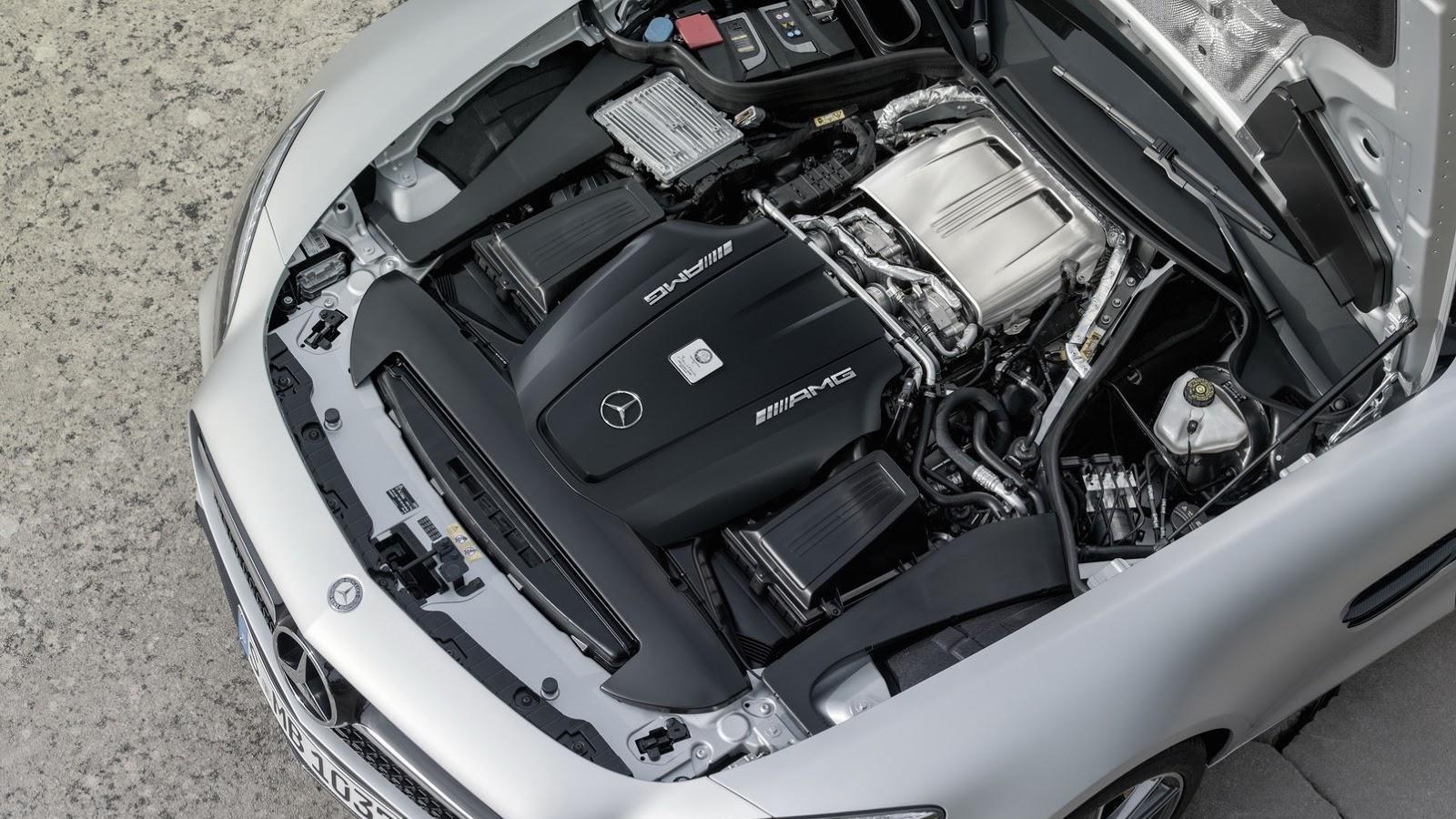 TWIN Turbo V8 Engine