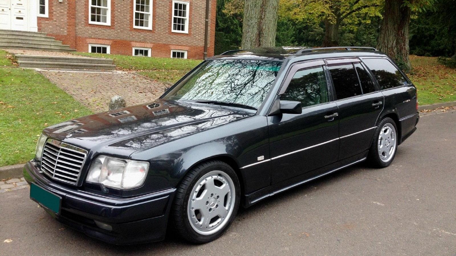 1993-1996 S124 E-Class Wagon