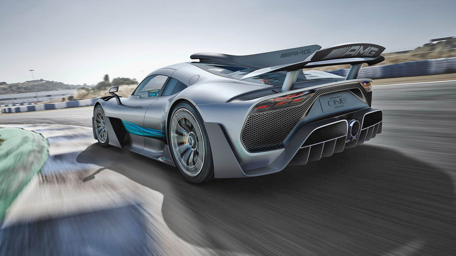No Allowance of Flip Sales for AMG Project One
