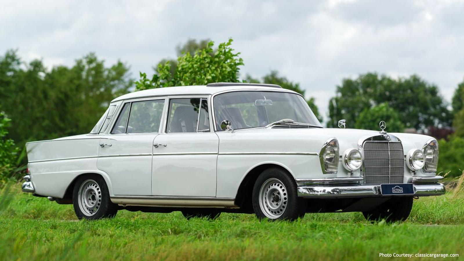 1962 Mercedes-Benz 220SE W111