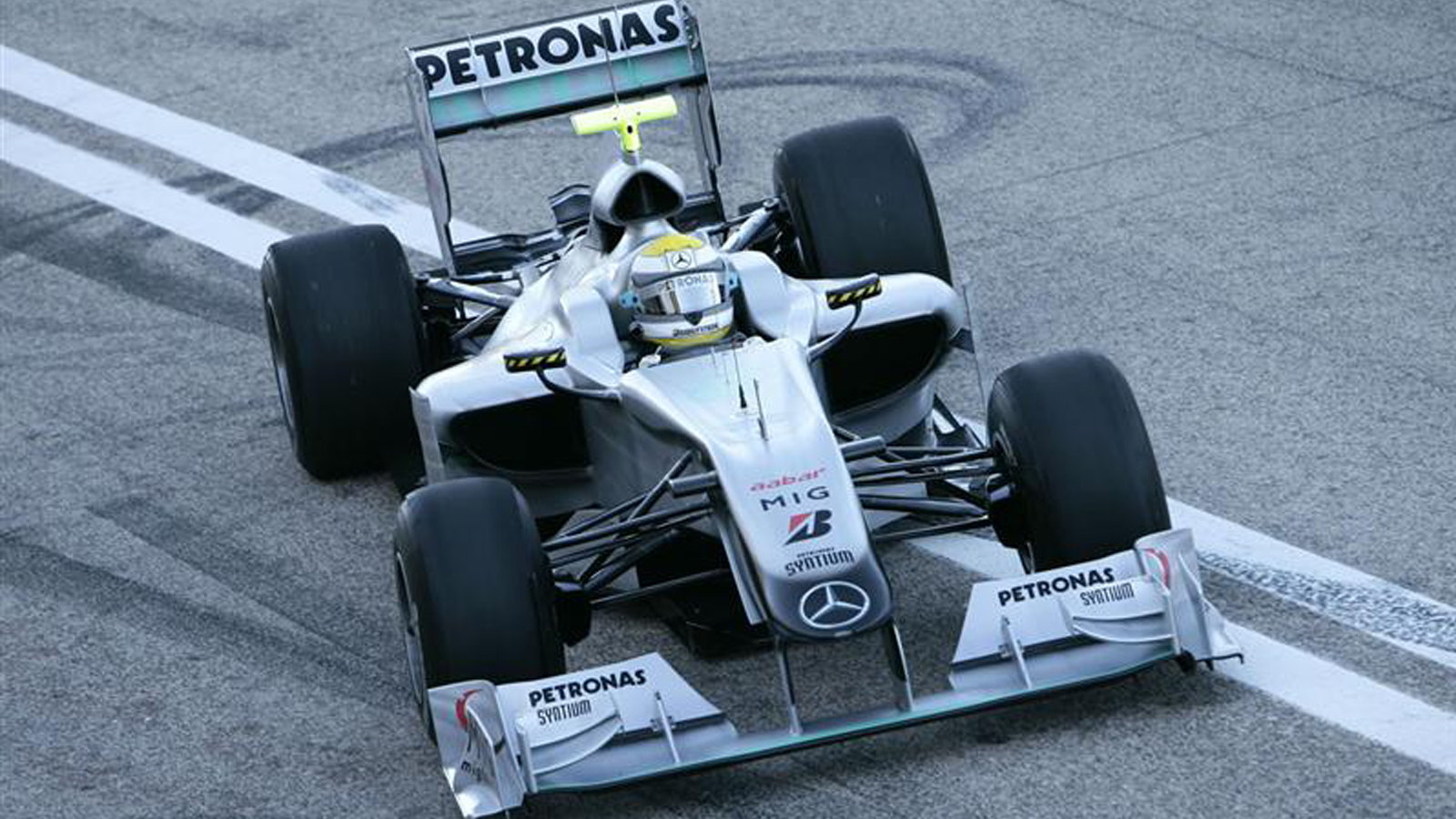 Mercedes Enthusiast Beginners' Guide to Formula One