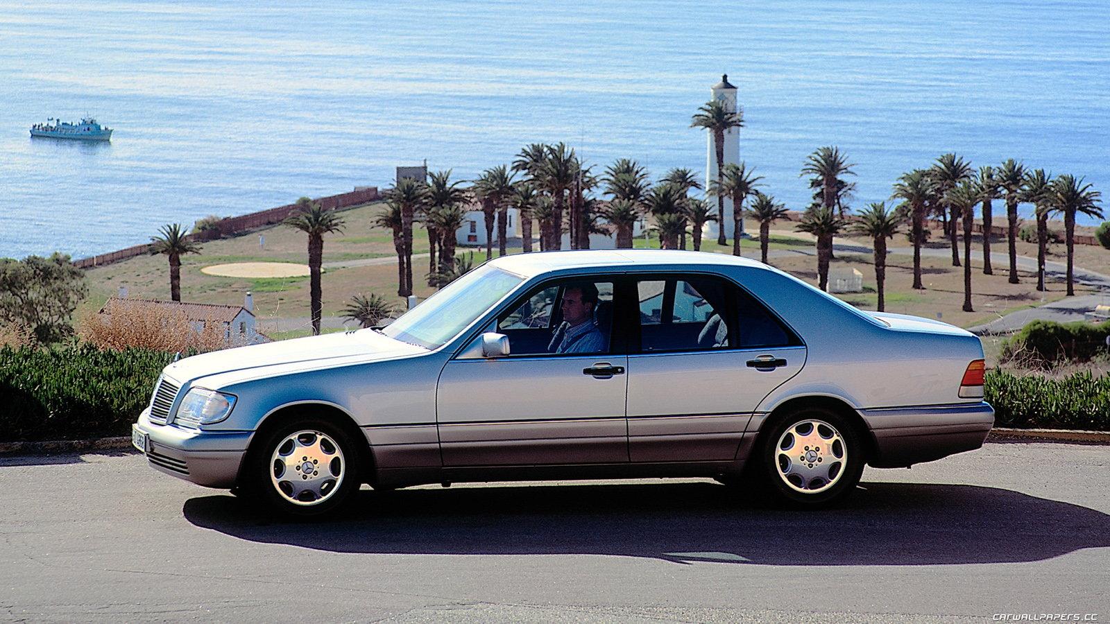 1992 W140 S-Class