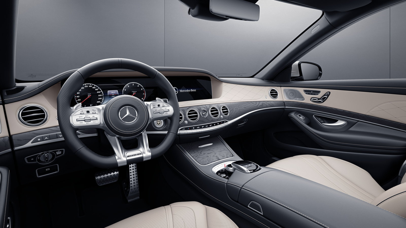 Does Your Heart Really Beat Slower in an S-Class?