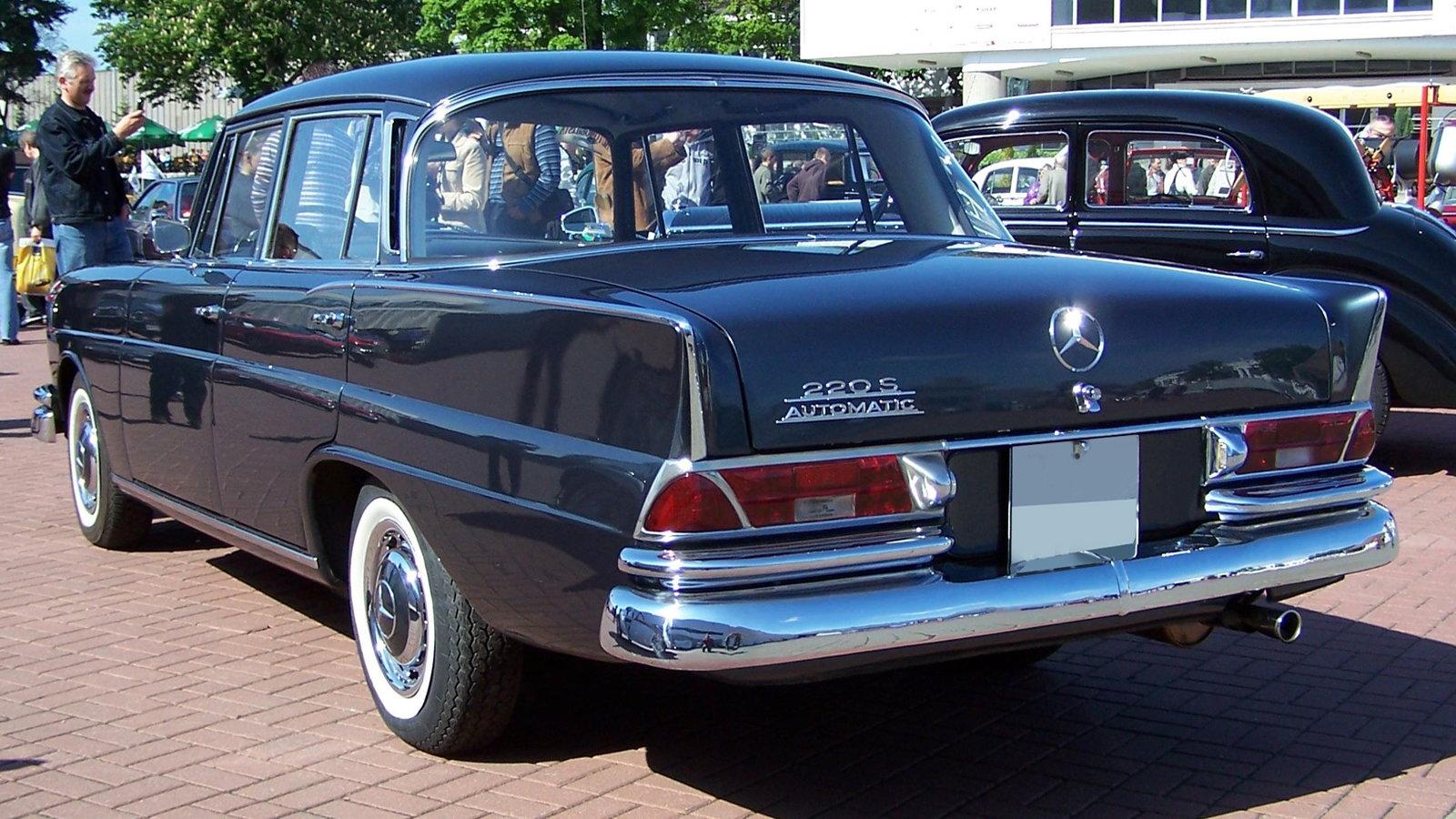 W111 / W112 Sedans (1959-1972)