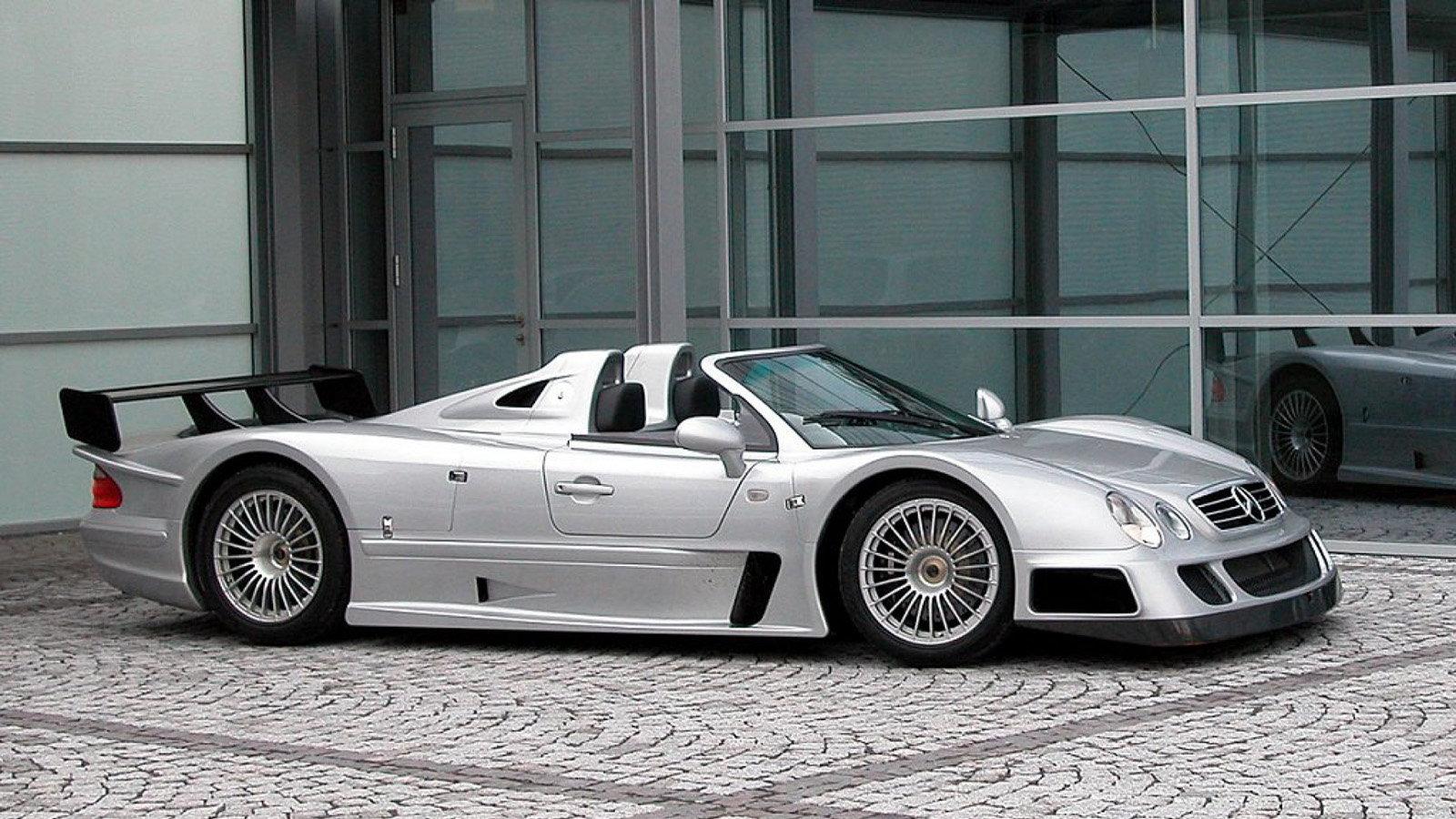 1997 CLK GTR