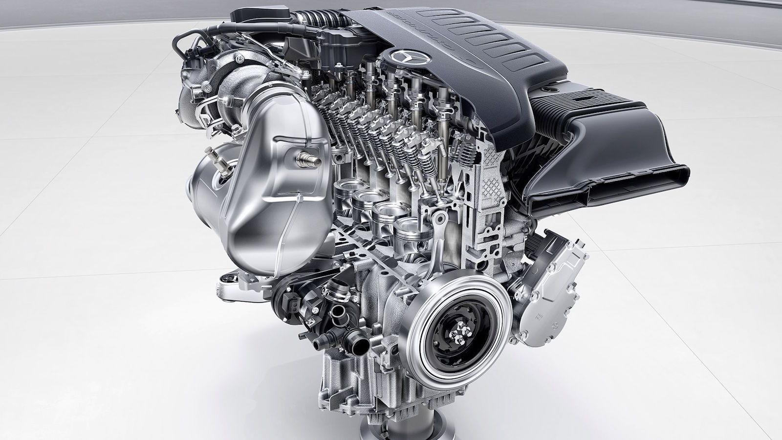 New Mercedes Six