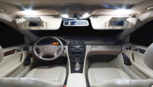 Mercedes Benz E Class W212 How To Install Interior Led Lights Mbworld