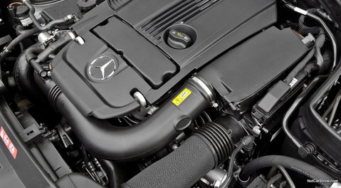 mercedes c class w204 powertrain engine problems