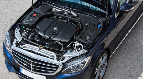 Mercedes Benz C Class W205 Powertrain Engine Problems