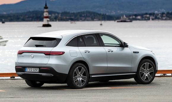Mercedes EQC-Class