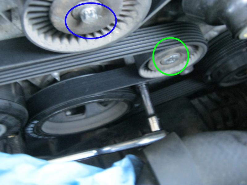 Mercedes Sprinter X Change Ac Belt Replacement