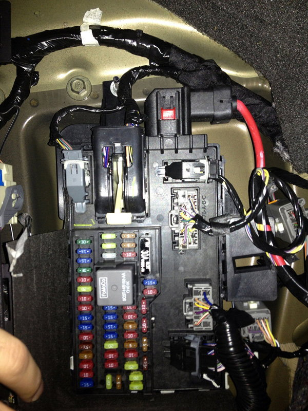 Radar Detector 02 111177 2015 mustang interior fuse box 2015 escalade fuse box \u2022 wiring 2011 ford mustang interior fuse box diagram at bakdesigns.co