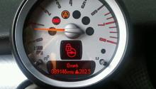 Mini Cooper 2007 Why Is The Steering Lock Malfunction Light On