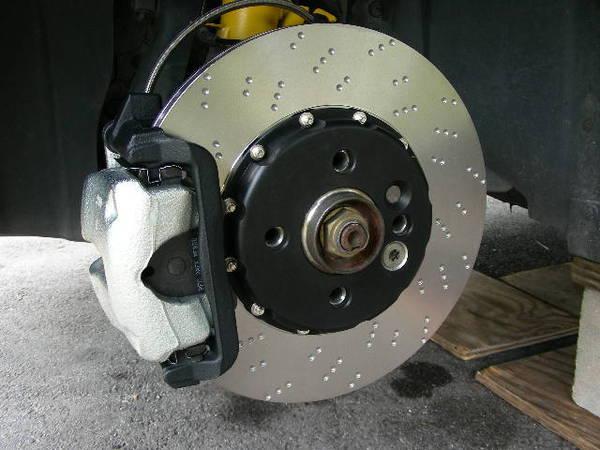 Mini Cooper 2007 To 2013 Brake Modifications