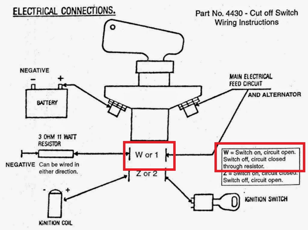 porsche 993 how to install a kill switch rennliststep 7 connect female spade terminal to one of the \