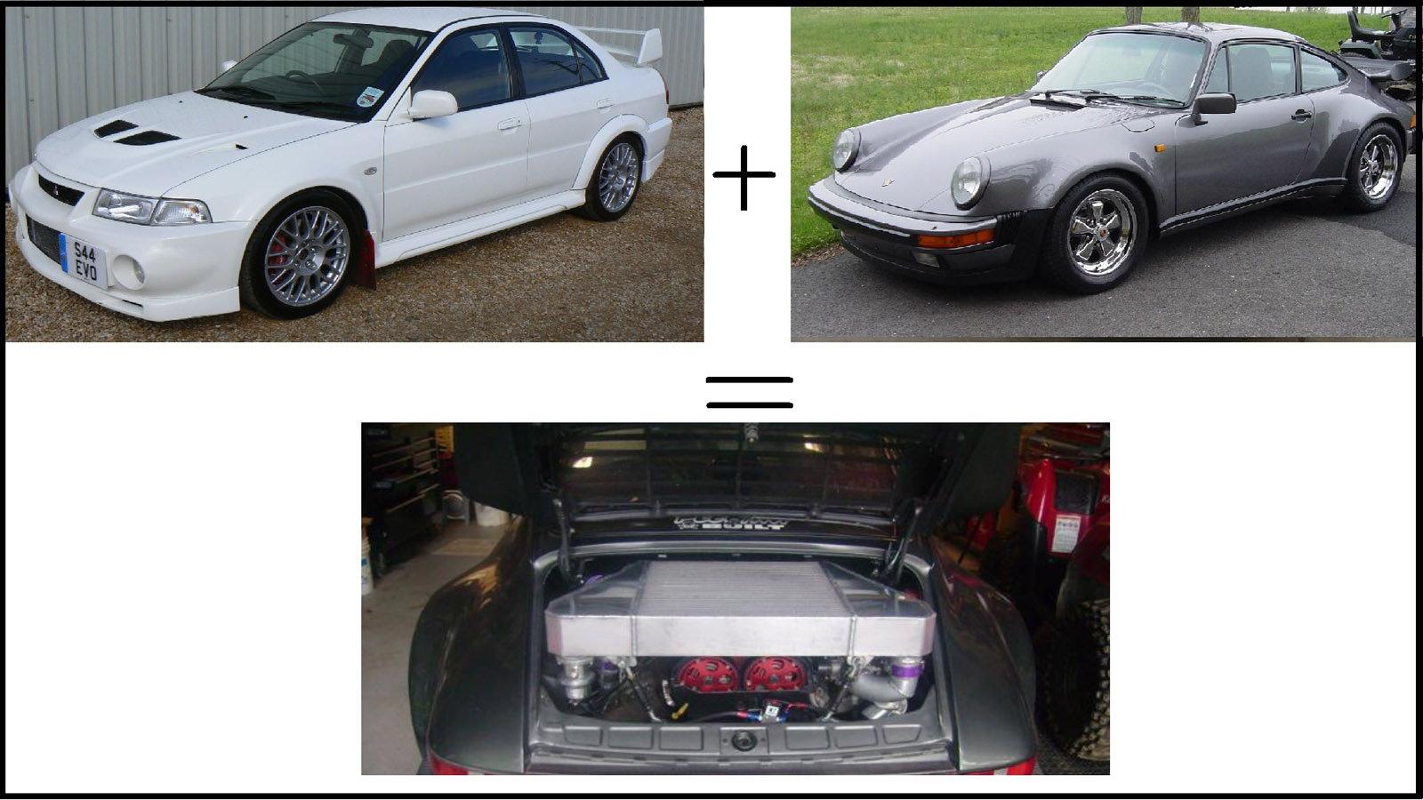5 Worst Motor Swaps into a Porsche | Rennlist