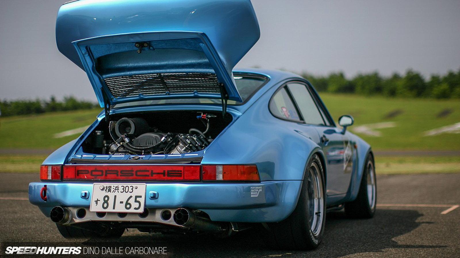 Porsche 930, LS7, engine swap   Rennlist