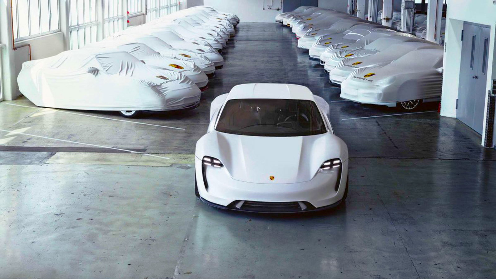 Porsche Drops in $8 Billion Towards Electric Vehicles