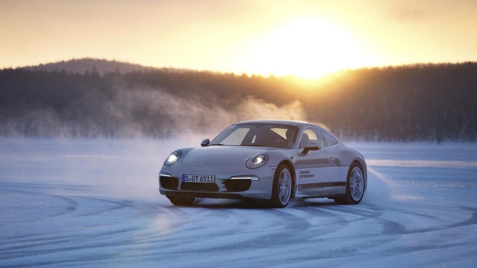 Learn to drive a Porsche like it was designed to be driven.