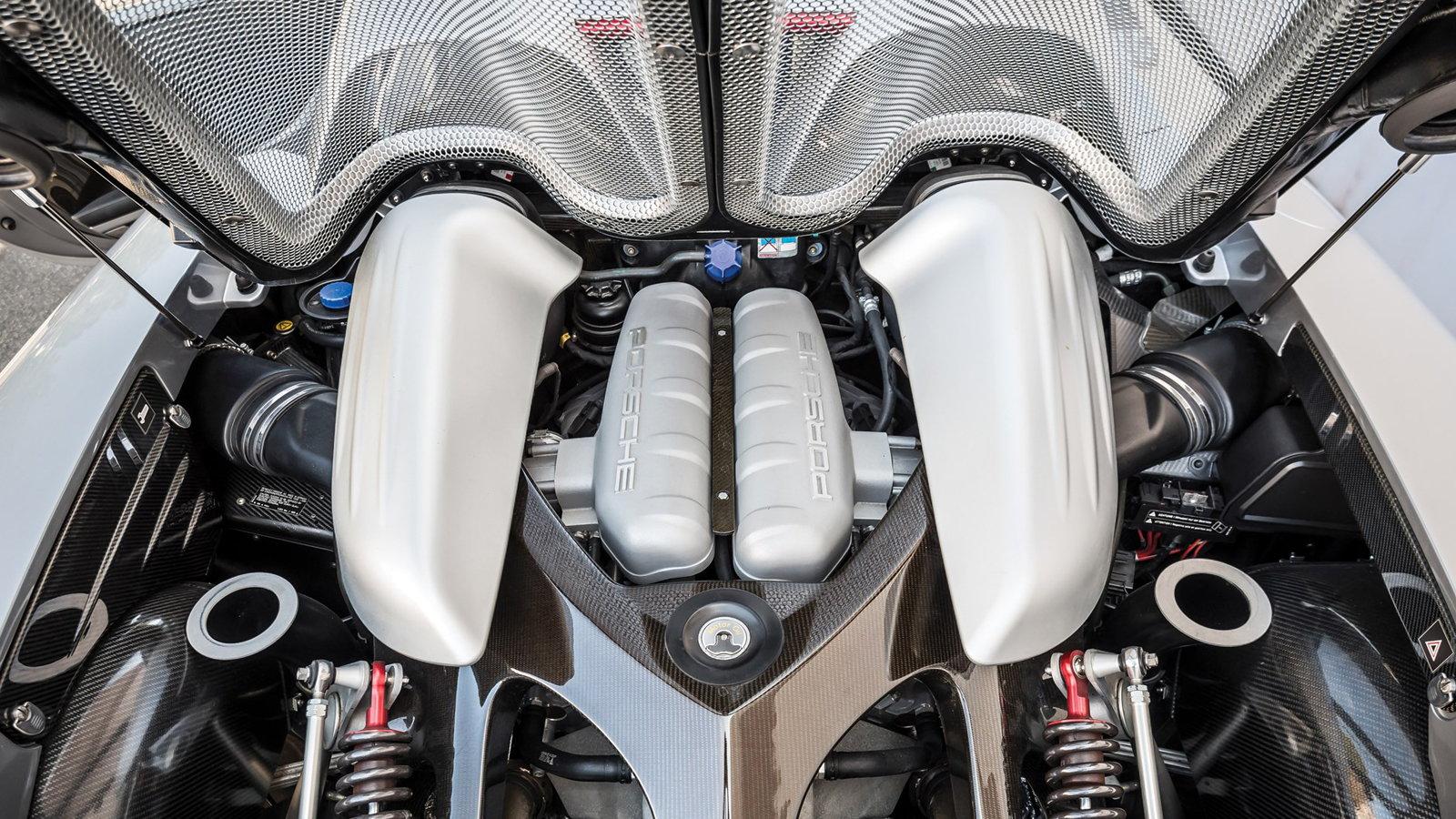 5 Iconic Porsche Engines