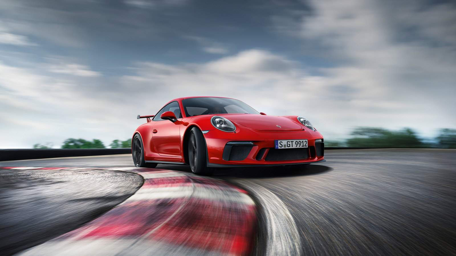 The Naturally Aspirated 911 GT3